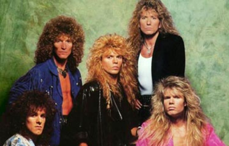 Whitesnake-Event