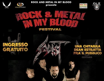 Rock & Metal In My Blood Festival