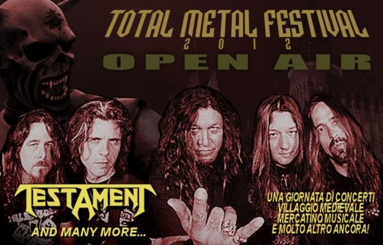 Total Metal Festival Open Air