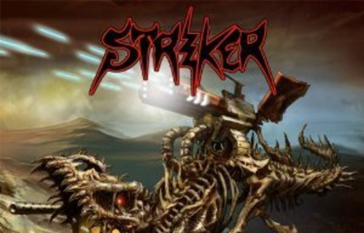 Striker-armed to the teeth