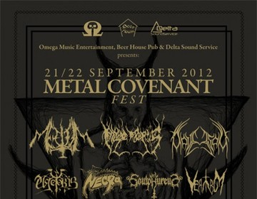 Metal Covenant Fest