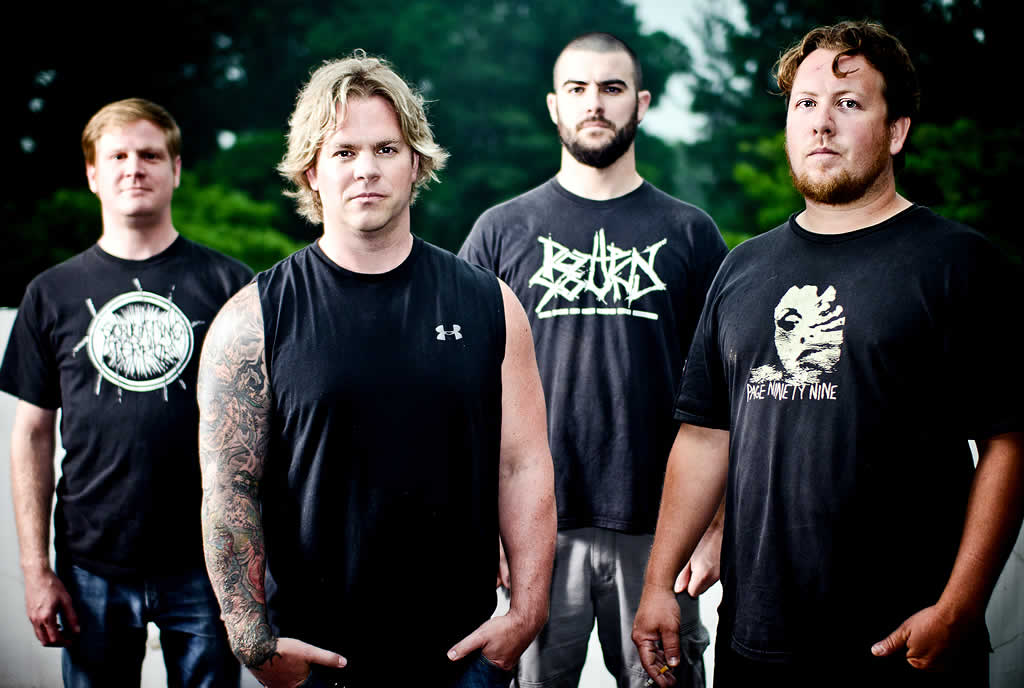 Pig Destroyer - Josh Sisk