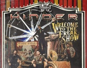 Hinder-Welcome-to-the-Freakshow COVER