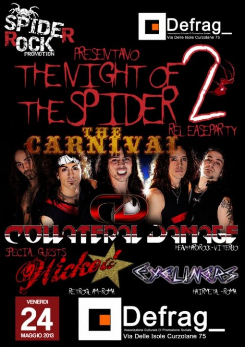 night of the spider 2