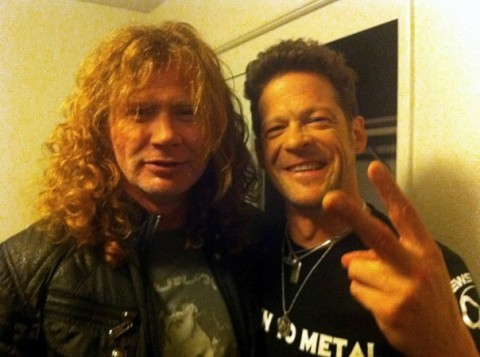 Mustaine Newsted