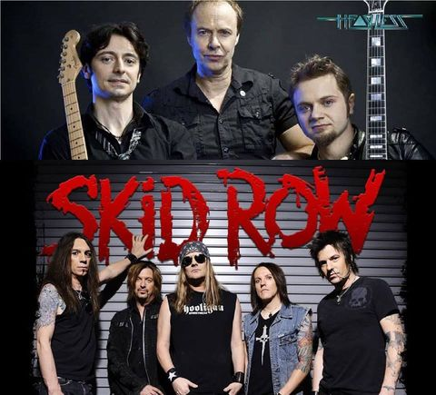 Headless + Skid Row