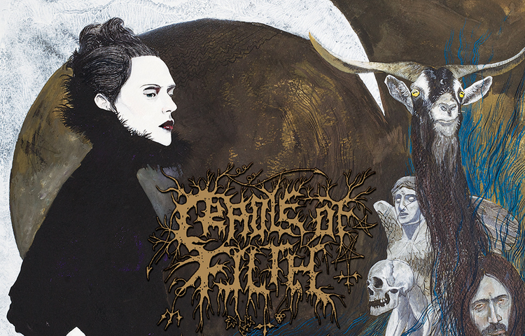 CRADLE OF FILTH TFDCover
