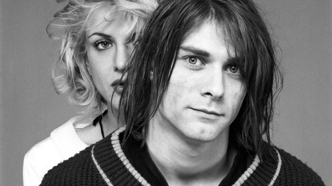 Kurt Cobain - Courtney Love