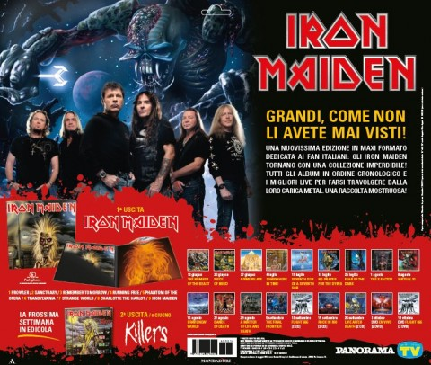 Iron Maiden The Beast Collection 3