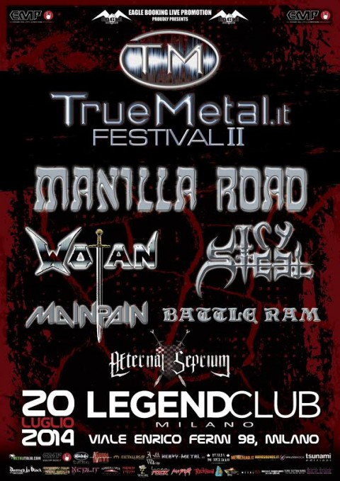TrueMetal.it Festival 2014