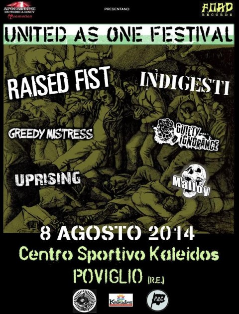 United As One Festival Open Air