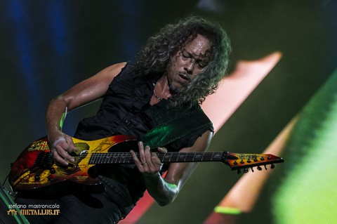 Metallica Rock In Roma 2014 28-1