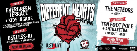 Different Hearts Festival