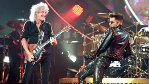 Queen + Adam Lambert - New Jersey