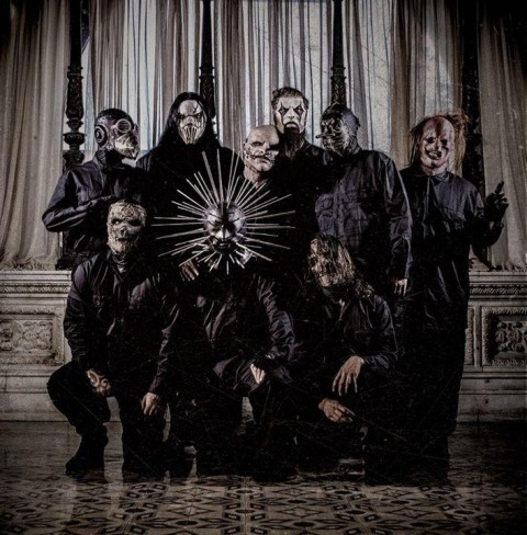 slipknot official 2014