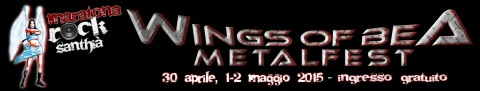 Wings of Bea Metalfest