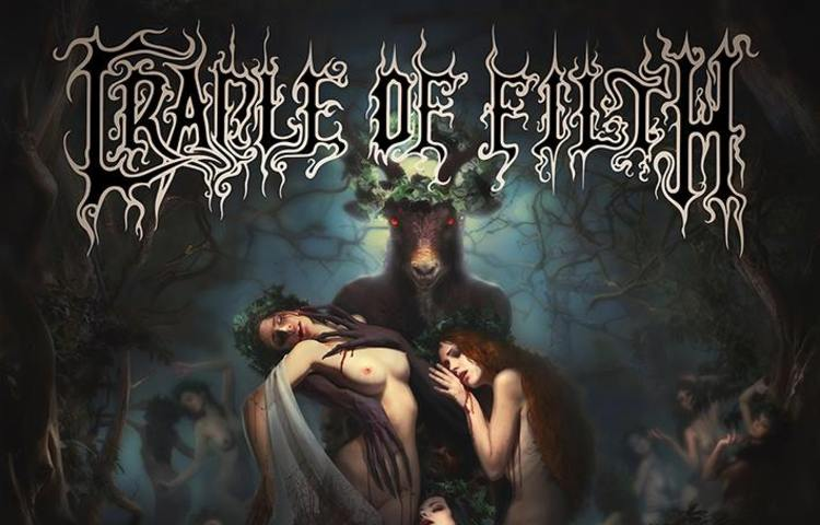 cradle of filth hammer of the witches 2015
