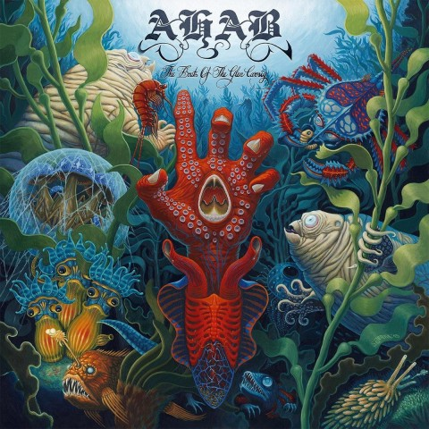 Ahab - The Boasts Of Flen Carrig artwork