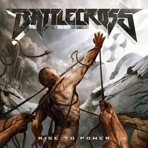Battlecross - Rise to power artwork