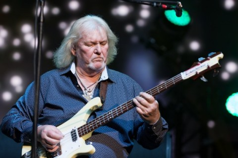 Chris Squire - Yes band