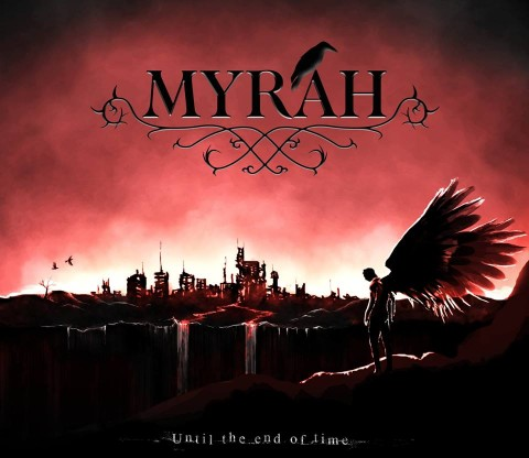 Myrah - Until The End Of Time cover