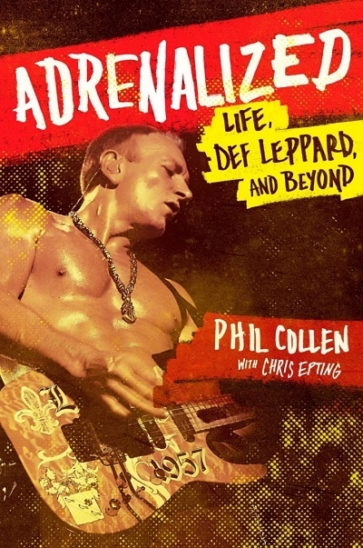 Phil Collen - Adrenalized cover