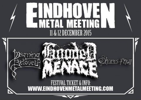 Shores Of Null - Eindhoven Metal Meeting 2015