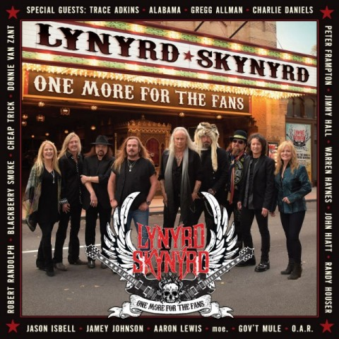 lynyrd skynyrd One-More-For-The-Fans