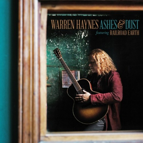 warren haynes ashes dust 2015