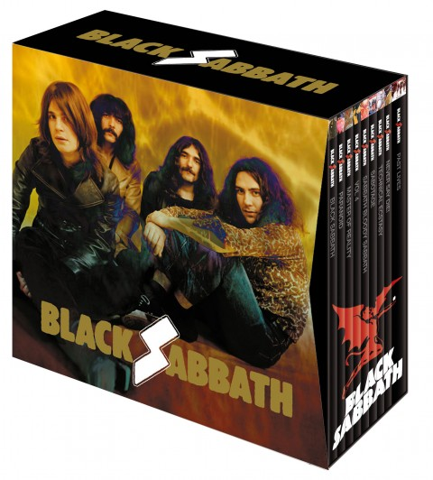 Cofanetto Black Sabbath unico