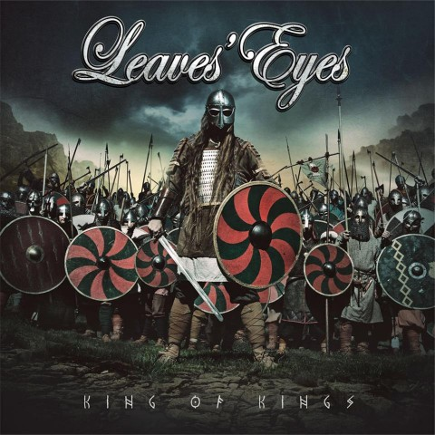 Leaves'eyes - King Of Kings artwork