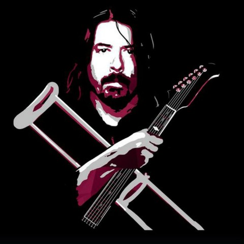 davegrohlcast foo fighters