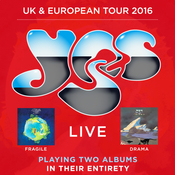 yes european tour 2016