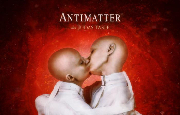 Antimatter - The Judas Table - 2015