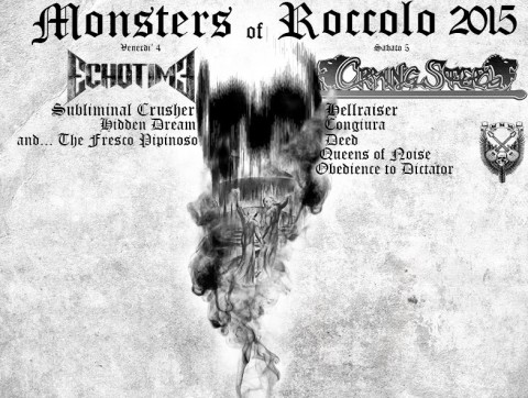 Monsters Of Roccolo 2015