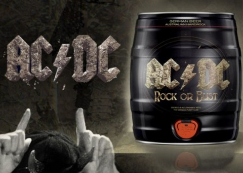 ACDC - Rock or Bust Beer