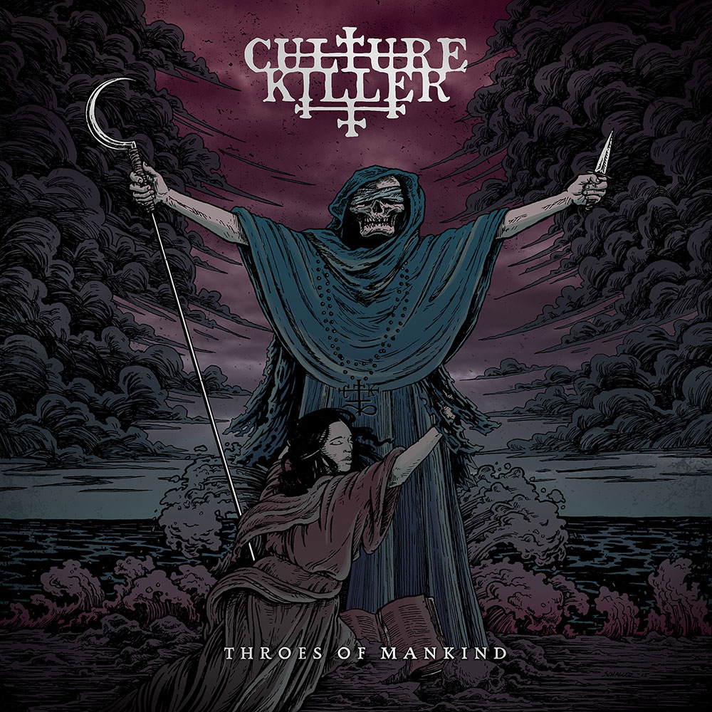 Culture Killer - Throes Of Mankind