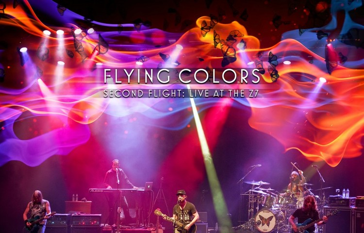 Flying Colors-Second Flight
