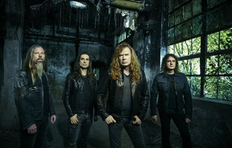 megadeth 2015 official promo