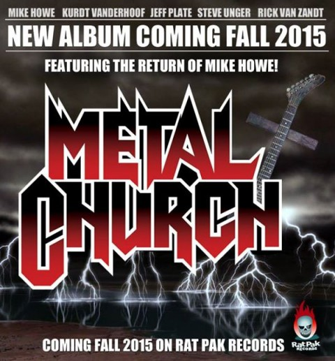 Metal Church new album