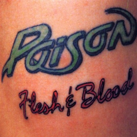 Poison-Flesh-And-Blood