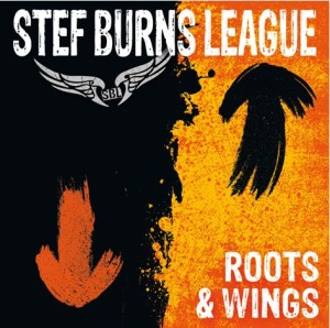 Stef Burns League Roots Wings