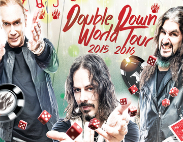 The Winery Dogs - Tour 2015-2016
