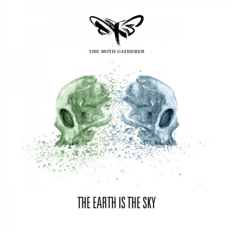 the moth - the earth is the sky