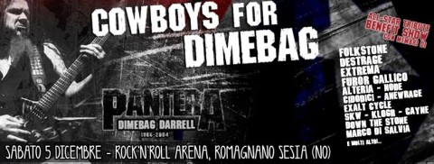 Cowboys For Dimebag 3