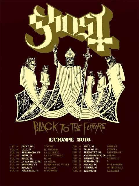 Ghost Europe 2016