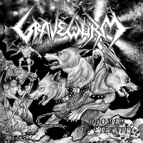 Gravewurm - Doomed To Eternity