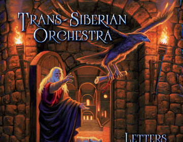 Trans Siberian Orchestra - Letters From The Labyrinth