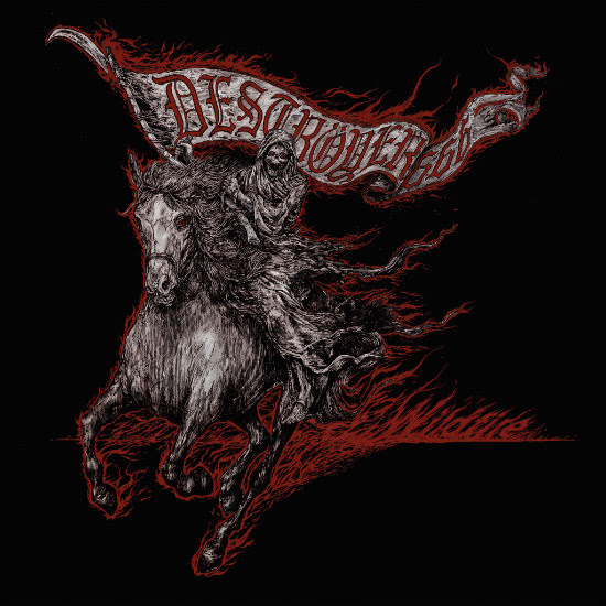 Destroyer 666 artwork copertina