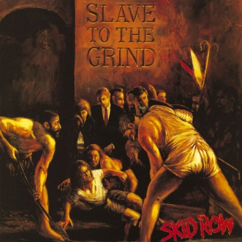 SKID-ROW-SLAVE to the grind